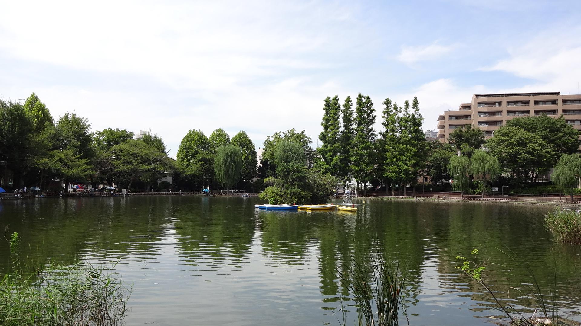 画像参照:ユタホン 東京散歩&さいたま散歩&パソコン絵画