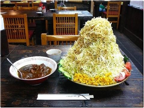 【盛合わせサラダ】620円